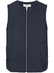 Alex Mill Panelled Padded Vest 60