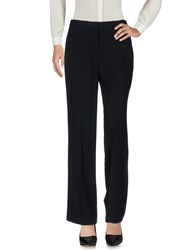 Selected Femme Casual Pants Dark Blue