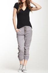 Level 99 Drawstring Cargo Pant Gray