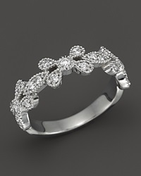 Kc Designs Diamond Stackable Band In 14K White Gold .30 Ct. T.W.
