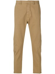 Pence Classic Chinos Nude And Neutrals