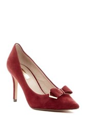 Louise Et Cie Jancy High Heel Pump Red
