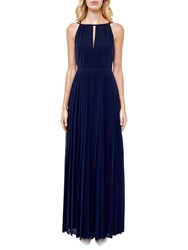 Ted Baker Tie The Knot Ceryee Folded Neckline Maxi Dress 6