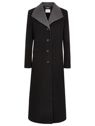 Windsmoor Long Wool Coat Charcoal