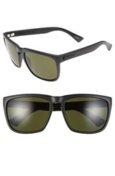 Electric Eyewear Women's 'Knoxville Xl' 61Mm Sunglasses Matte Black Grey Matte Black Grey