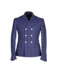 Daniele Alessandrini Suits And Jackets Blazers Men Blue
