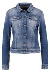 Replay Denim Jacket Blue Denim
