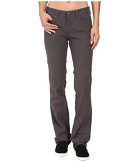 Mountain Khakis Camber 106 Pants Classic Fit Slate Women's Casual Pants Metallic