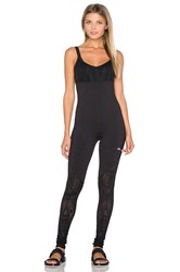 Alo Yoga Siren Unitard Black