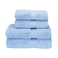 Christy Supreme Hygro Towel Sky Hand