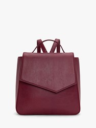 Matt And Nat Dwell Collection Quena Vegan Backpack Mulberry