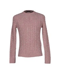 Prada Knitwear Jumpers Men Light Purple