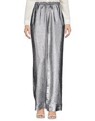 Tom Ford Casual Pants Silver