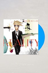 Urban Outfitters David Bowie Reality Lp Blue