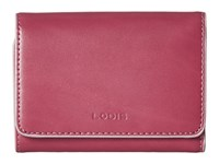 Lodis Audrey Mallory French Purse Beet Iced Violet Wallet Handbags Pink
