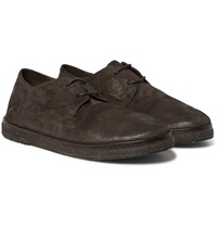 Marsell Brushed Suede Derby Shoes