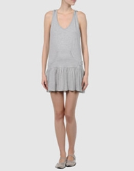 Freddy Short Dresses Grey