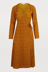 Vanessa Bruno Maiwen Dress Ocre