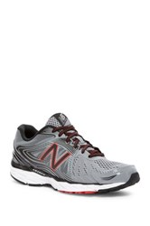 New Balance 680 Running Sneaker Extra Wide Width Available Gray