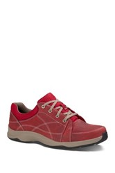 Ahnu Taraval Waterproof Sneaker Red