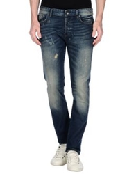 Only And Sons Denim Pants Blue