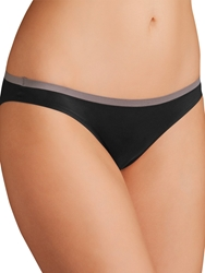 Sloggi Wow Mini Briefs Black