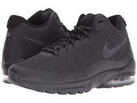 Nike Air Max Invigor Mid Black Anthracite Black Men's Cross Training Shoes