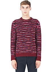 Missoni Knitted Crew Neck Sweater