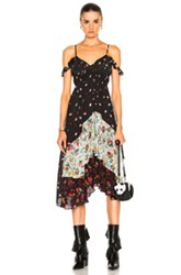 Preen Line Cecile Dress In Floral