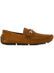 Jimmy Choo Brewer Loafers Brown