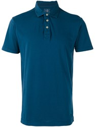 Hackett Classic Polo Top Men Cotton Xxl Blue