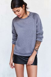 Project Social T Perfect Pullover Sweatshirt Blue