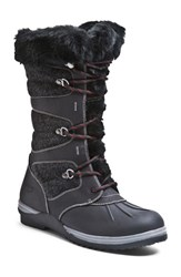 Women's Blondo 'Sasha' Waterproof Snow Boot Black