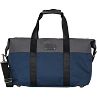 Alpha 2 Small Travel Satchel Navy