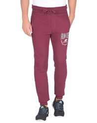 New Balance Trousers Casual Trousers Maroon