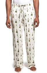 Men's Tommy Bahama 'Holiday Hula' Cotton Blend Lounge Pants