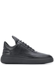 Filling Pieces Low Top Sneakers Black
