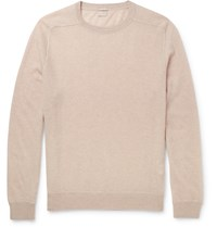Massimo Alba Cashmere Sweater Neutrals