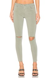 Joe's Jeans The Icon Ankle Skinny Olive