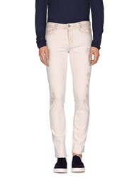 Haikure Denim Denim Trousers Men Beige