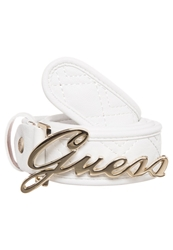 Guess Dolled Up Belt White