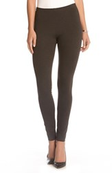 Karen Kane Women's Leggings Dark Heather Grey