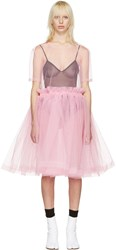 Molly Goddard Pink Tulle Young Dress