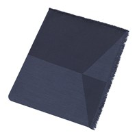 Muuto Sway Throw 180X130cm Blue