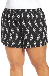 Pj Salvage Plus Size Women's Pajama Shorts