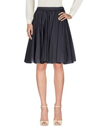 Io Ivana Omazic Knee Length Skirts Lead