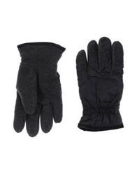 Dolce And Gabbana Gloves Black