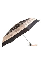 Marc By Marc Jacobs Polka Dot Umbrella Coral Nude Peach Multi