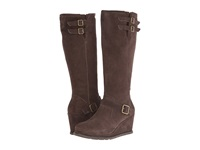 Caterpillar Casual Knew Caf Women's Work Boots Brown