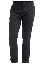 Knowledge Cotton Apparel Trousers Total Eclipse Blue